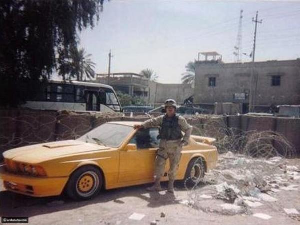 ماذا حدث لسيارة عدي صدام حسين الفريدة من نوعها؟