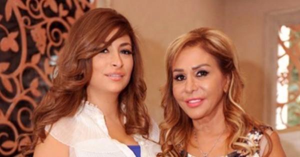 ابنة مها المصري بأول ظهور لها هل تشبه شقيقتها ديما بياعة