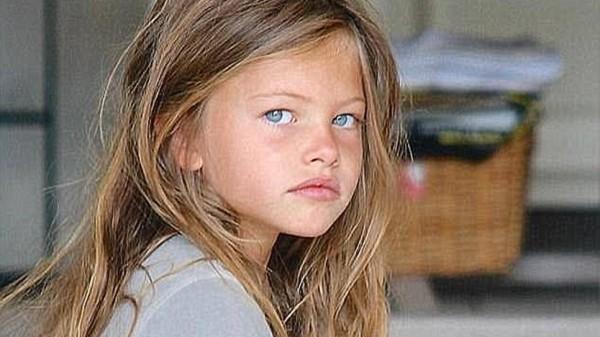 """بعد هذه الطفلة الفرنسية ..أناستازيا تُلقب بـ""""أجمل طفلة في العالم"""""""