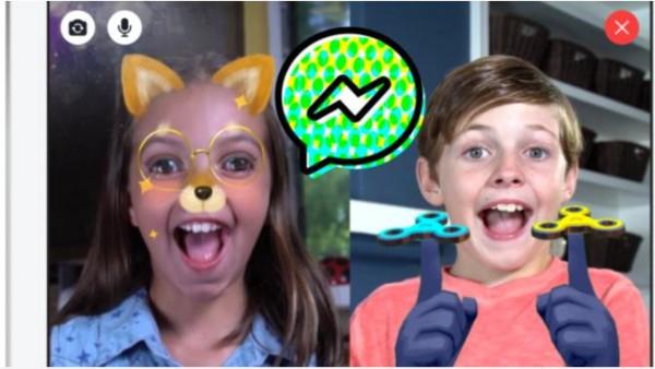 """""""فيسبوك"""" تصدر ماسنجر خاصاً بـ""""الأطفال"""" 9998864289.jpg"""