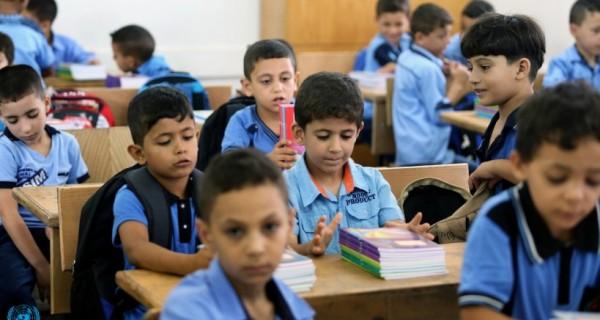 التربية: استمرار الغضب في عموم مدارس فلسطين غداً