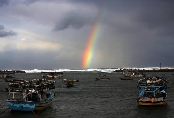 الأرصاد الجوية تُحذر من المنخفض الذي يضرب فلسطين