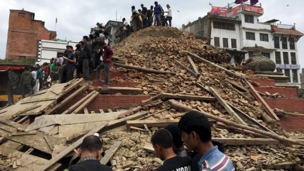 بقوة 5.1 درجة.. زلزال يضرب العاصمة الهندية