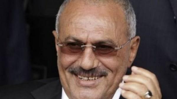 صورة: الرسالة الأخيرة لعلي عبد الله صالح بخط يده