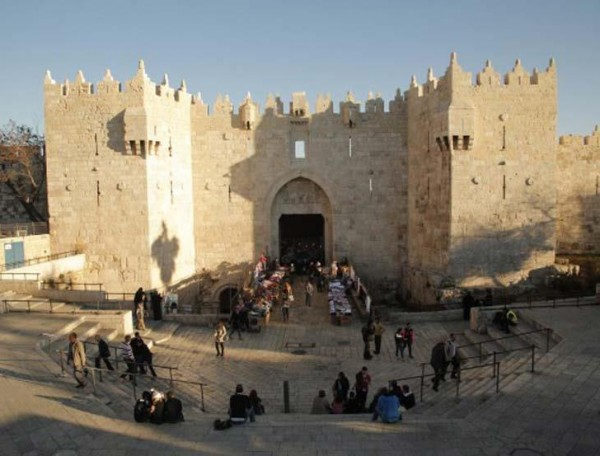 فيديو وصور: أبواب القدس التي لا تعرفها