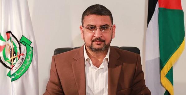 حماس: المخاطر المحدقة بالقدس تستلزم تحويل المصالحة إلى إجراءات عملية