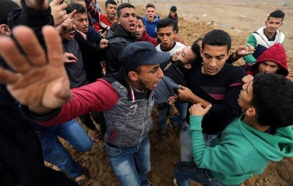 فيديو وصور: 104 إصابات في مواجهات مع الاحتلال بمحافظات الوطن