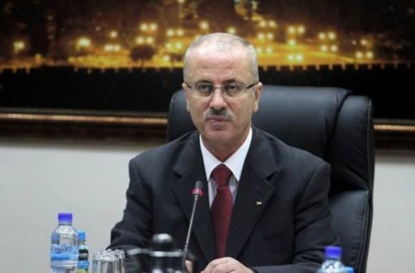 حالياً.. اجتماع بين الحمد الله والأجهزة الأمنية في غزة