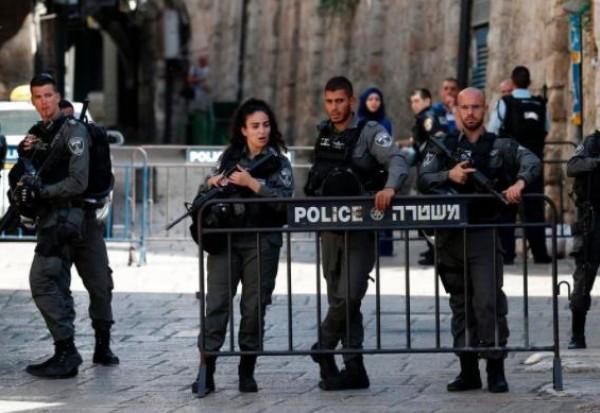 أردان: الشرطة الإسرائيلية جاهزة للتعامل مع أي غضب فلسطيني