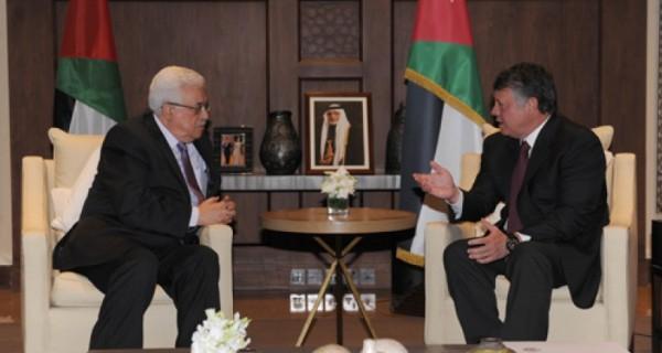 لبحث ملف القدس.. الرئيس والملك عبد الله يعقدان قمة ثنائية بعمان