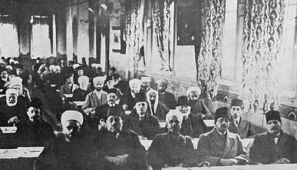عام 1931.. المؤتمر الإسلامي العام ينعقد في مدينة القدس