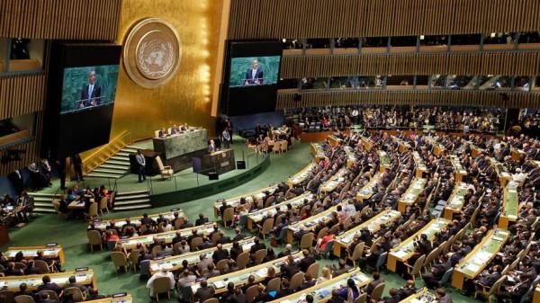 الأمم المتحدة تعتمد ثمانية قرارات لصالح فلسطين