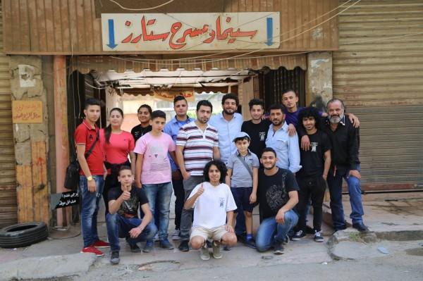 إقفال قسري لسينما ستارز اللبنانية