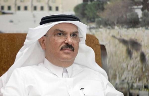 """السفير القطري """"العمادي"""" يصل قطاع غزة"""