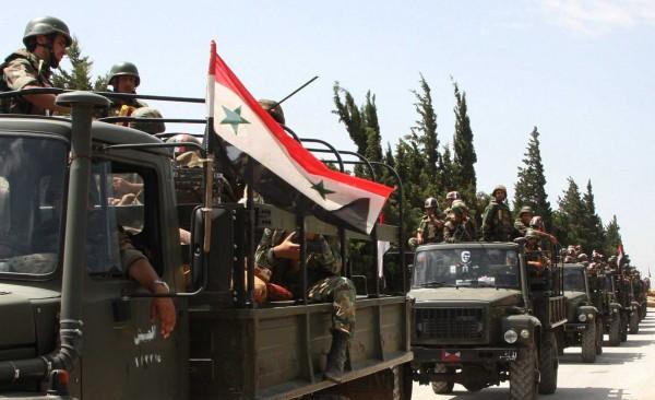 أهالي الرقة يطالبون بدخول الجيش وعودة مؤسسات الدولة