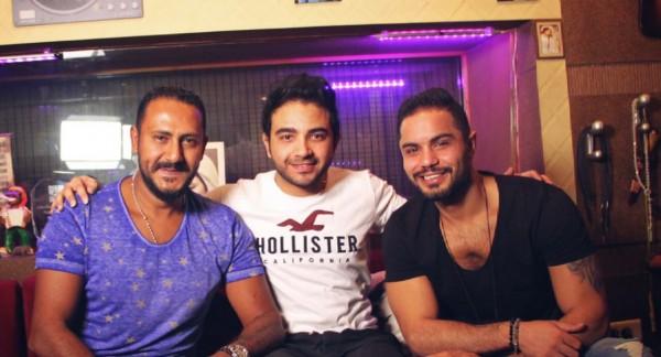 الملحن الشاب كريم طارق يتعاون مع أياد جيان ومصطفى محفوظ