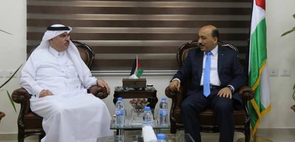 الحساينة: إعفاء سكان مدينة حمد من دفع الأقساط لعام 2018