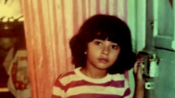 هذه الطفلة البريئة تحوّلت إلى نجمة إغراء مصرية