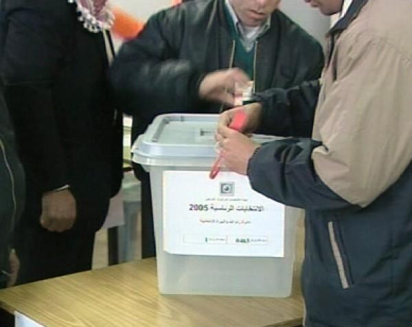 عام 2005.. إجراء أول انتخابات رئاسية فلسطينية بعد رحيل عرفات