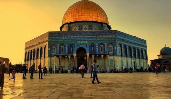 فيلم قصير عن مدينة القدس