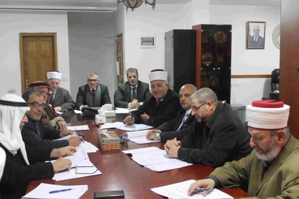 الإفتاء يؤكد على حرمة تسريب الأراضي الفلسطينية إلى سلطات الاحتلال