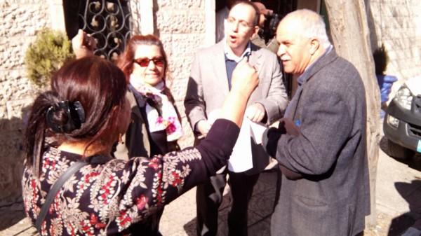 المخابرات الإسرائيلية تمنع فعالية في القدس وتعتقل قيادات مقدسية