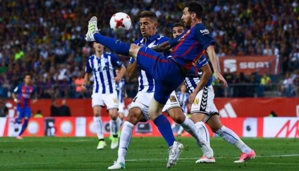 فيديو: برشلونة يكتسح سلتا فيغو بخماسية