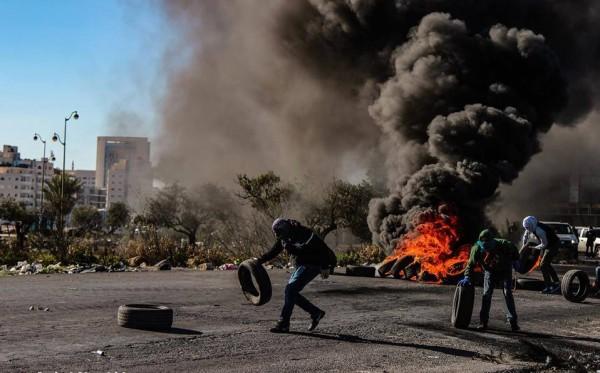 فيديو: إصابات في مواجهات مع الاحتلال بمحافظات الوطن