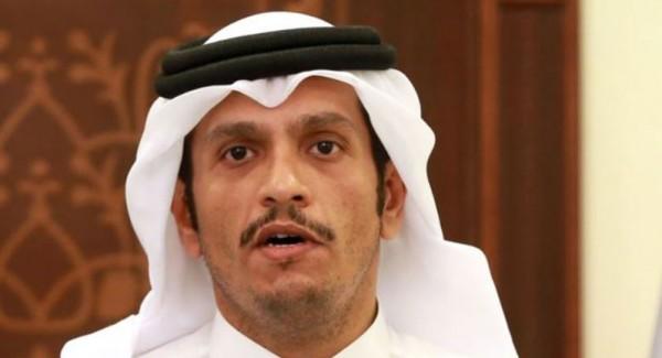 فيديو.. وزير خارجية قطر: الإمارات حاصرتنا بسبب إمرأة