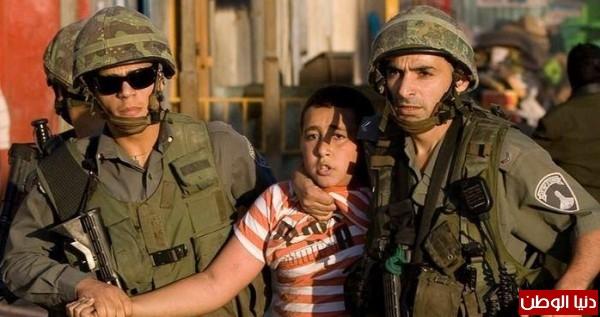 ثلث المعتقلين المقدسيين لدى الاحتلال من الأطفال
