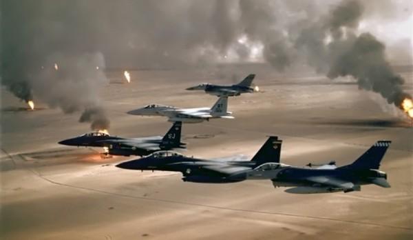 مقتل وإصابة مسلحين بقصف للتحالف على معسكر تدريبي للحوثيين