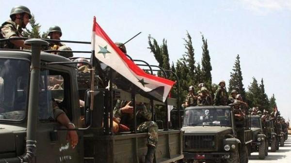 الجيش السوري يسيطر على 15 قرية ويدمر تحصينات للنصرة بحلب