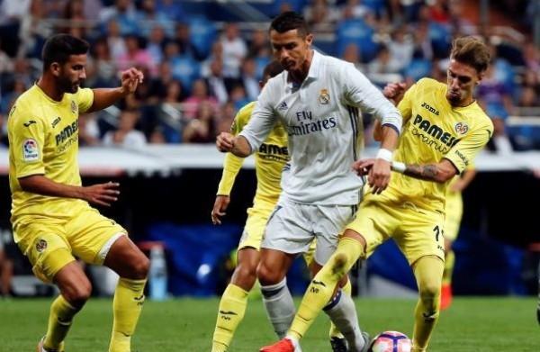 """فيديو.. """"الغواصات الصفراء"""" تغرق ريال مدريد في معقله"""