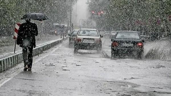 الأحد: الجو غائم جزئياً إلى غائم وتسقط زخات من الأمطار