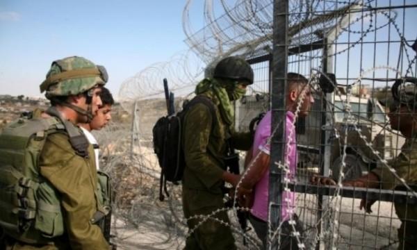 اعتقال ثلاثة شبان بزعم محاولتهم التسلل لـ (كيبوتس) مجاورة للقطاع
