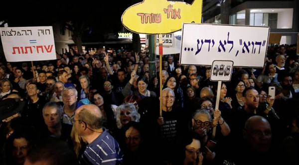 للأسبوع السابع.. إسرائيليون يواصلون الاحتجاج على فساد الحكومة