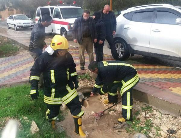 الدفاع المدني يتعامل مع 325 حادث إطفاء وإنقاذ خلال أسبوع