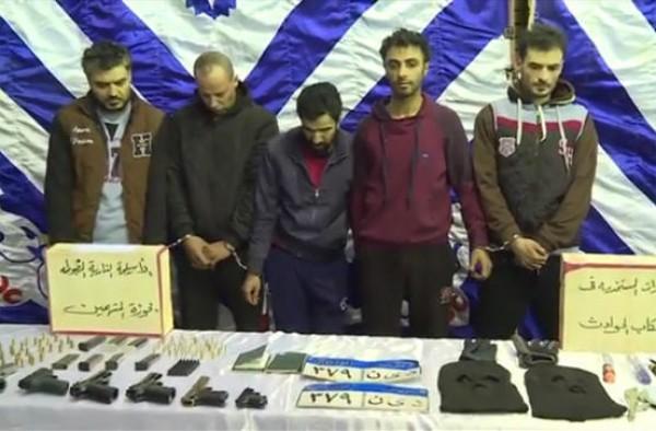 """السفارة الأردنية بمصر ترفض حضور مُحاكمة عصابة """"علي بابا"""" لهذه الأسباب"""