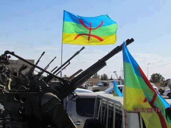 ابوقيلة: لاول مرة أمازيغ ليبيا يطالبون بالإنفصال وبدولة مستقلة