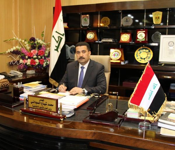 السوداني أفضل شخصية خدمت العراق لعام 2017