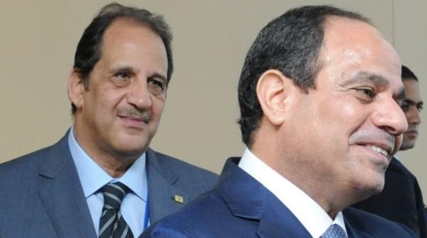"""قناة مصرية: السيسي يكلف """"عباس كامل"""" برئاسة المخابرات العامة"""