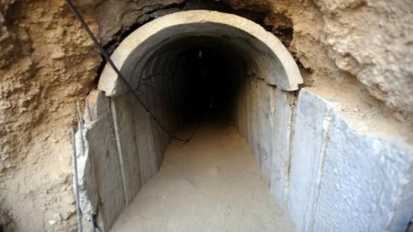 صورة: سيلفي إسرائيلي من داخل نفق للجهاد الإسلامي
