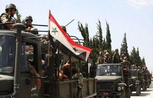 الجيش السوري يقتحم مطار أبو الضهور بريف إدلب