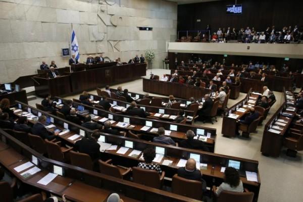 """النواب العرب يقررون مقاطعة خطاب بنس أمام """"الكنيست"""" الاسرائيلي"""