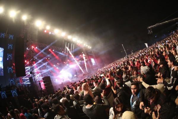 حماقي وعايدة الايوبي يشاركان في مهرجان صوت القاهرة الغنائي