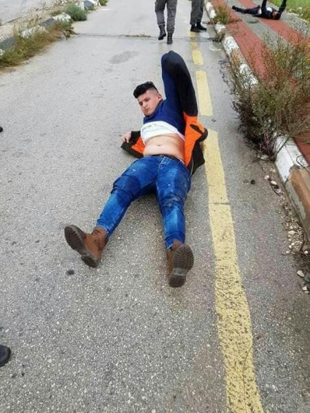 إطلاق النار على شابين بحجة تنفيذ عملية طعن على حاجز زعترة