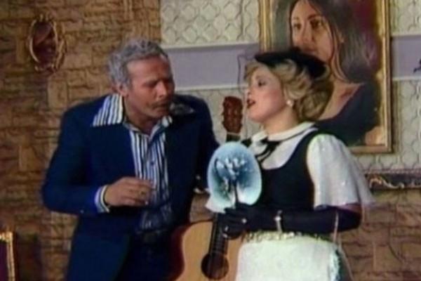 صورة صادمة لـ راوية بطلة مسرحية المتزوجون بعد عقود على اختفائها