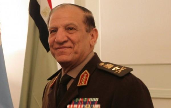 """القبض على المرشح المحتمل للرئاسة المصرية """"سامي عنان"""""""