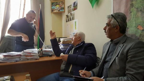 إتحاد المزارعين يقوم بجولة تفقدية في محافظة طوباس والأغوار