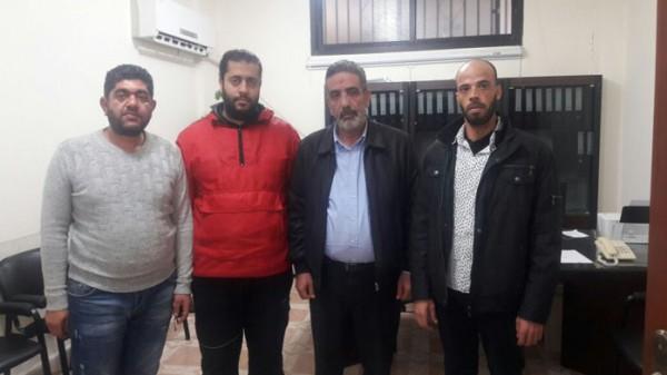 جمعية الفرقان تستقبل لجنة معاناة المهجرين